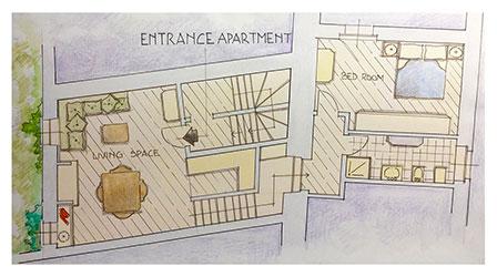 Appartamento La Comarina