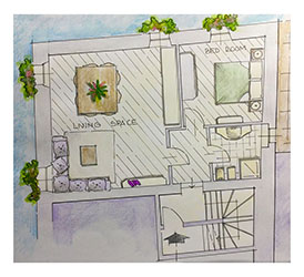 Appartamento la Mugnaia
