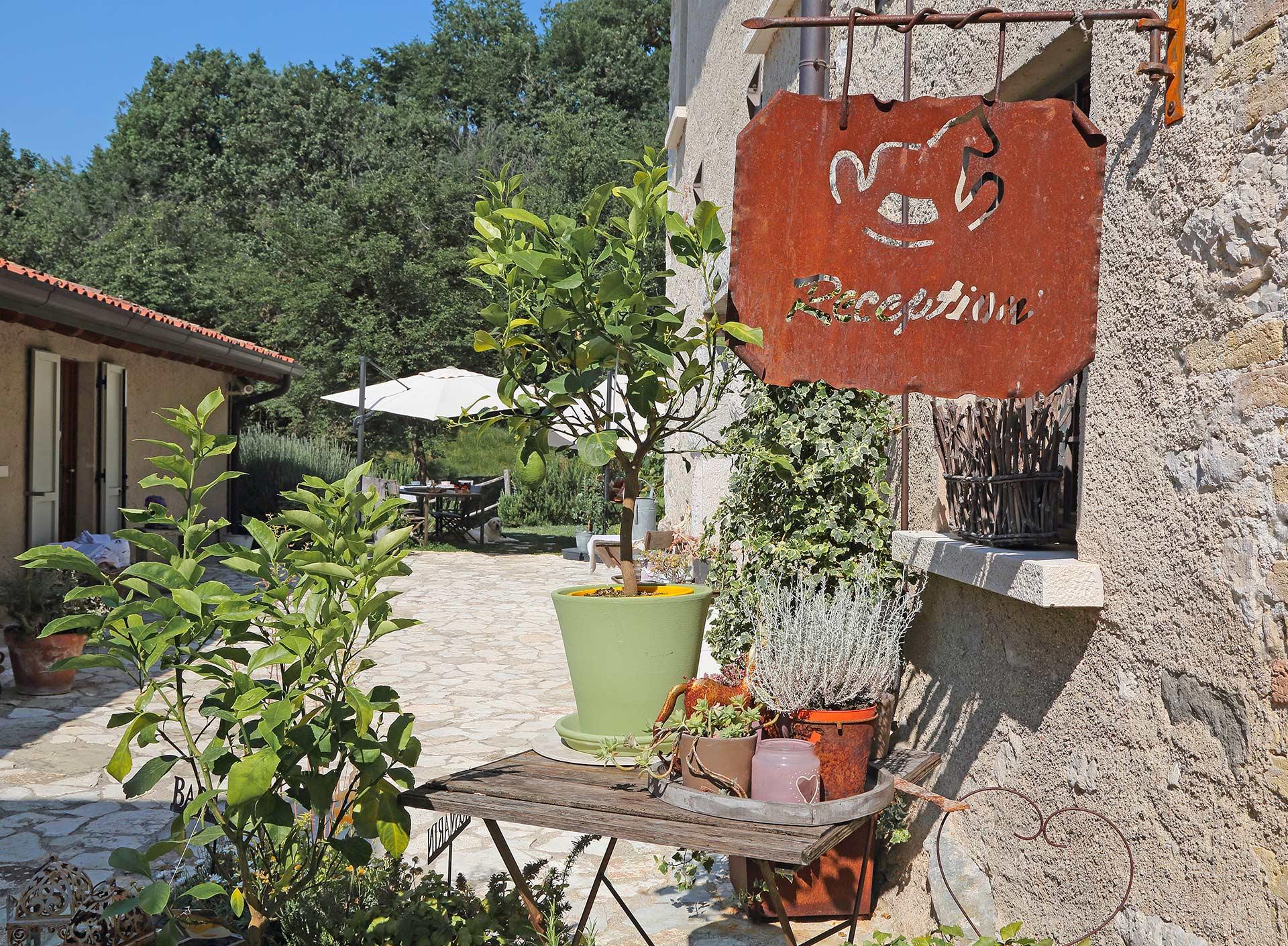 Rates apartments at lake Garda- Gardone Riviera Casale Premignaga